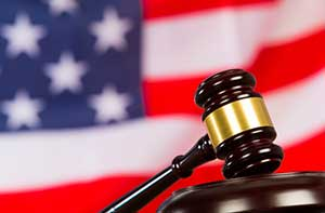 Gavel for case of inadmissibility for immigration waivers
