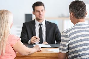 Attorney practicing family law