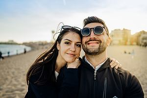 Couple seeking fiance visa
