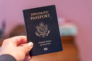 Diplomatic passport for A-2 visa application