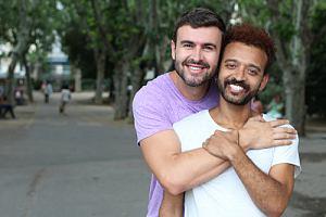 Same-sex couple seeking K-1 visa