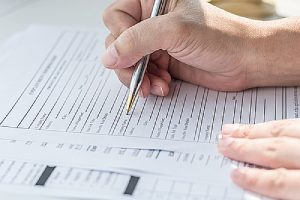 an employer fill out an ETA Form 9089 for electronic submission to the Department of Labor