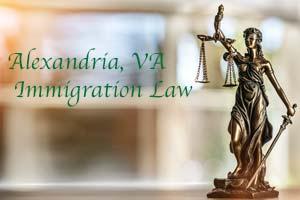 Alexandria, VA immigration law services