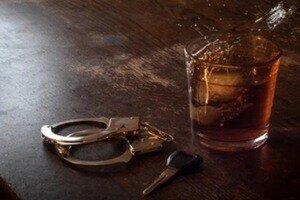 Car Key with Alcohol