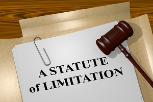 statute of limitation title on legal documents